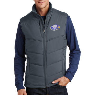 Port Authority - Men's Puffy Vest - Embroidered Logo Thumbnail