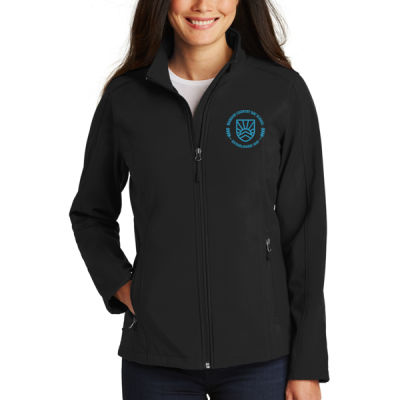 Port Authority - Women's Soft Shell Jacket - Embroidered Logo Thumbnail
