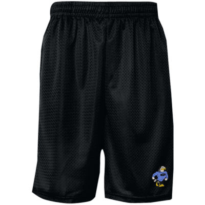 Badger - Men's Pro Mesh Shorts - Embroidered Logo Thumbnail