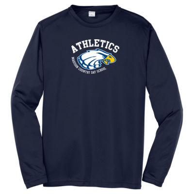 Sport-Tek - Men's PosiCharge Long Sleeve - Print Vinyl Logo Thumbnail