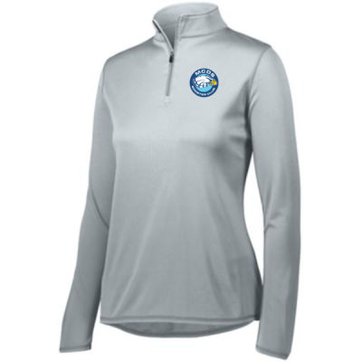 Augusta - Women's Attain Quarter Zip - Embroidered Logo Thumbnail