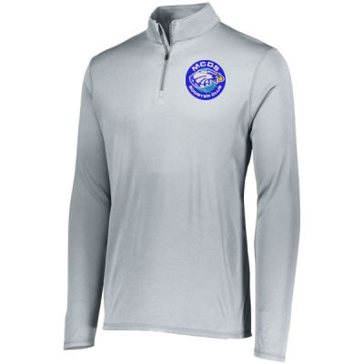 Augusta - Men's Attain Quarter Zip - Embroidered Logo Thumbnail