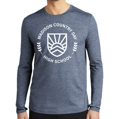 OGIO Endurance - Endurance Force Long Sleeve Tee - Screen Printed Logo Thumbnail