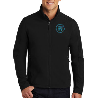 Port Authority - Men's Soft Shell Jacket - Embroidered Logo Thumbnail